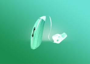 audífono retroauricular